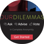 OurDilemmas // New Advice Site