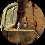Machinarium Walkthrough // The Base of the Tower
