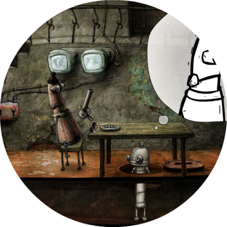 Machinarium Walkthrough The Break Room