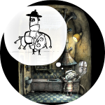 Machinarium Walkthrough // The Lift and Kitchen