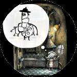 Machinarium Walkthrough // The Lift and Kitchen