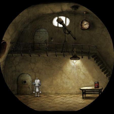 Machinarium Walkthrough The Observatory