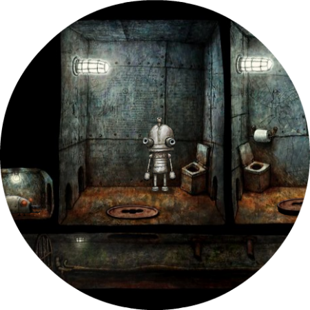 Machinarium Walkthrough The Other Prison Cell