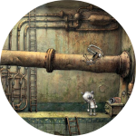 Machinarium Walkthrough // The Sewer