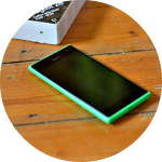 Microsoft Lumia 735 // The Selfie Phone
