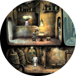 Machinarium Walkthrough // The Sunken Room