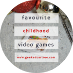 My favourite video games during childhood