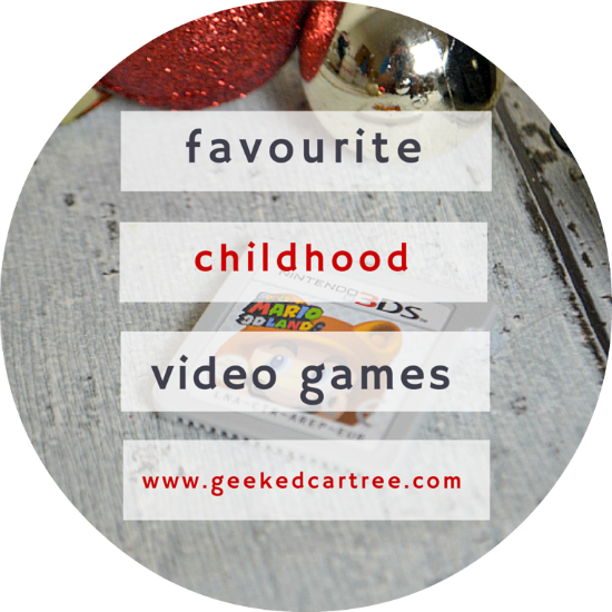 favourite childhood video games