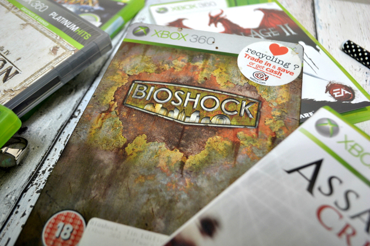 My Favourite Video Games for Xbox 360