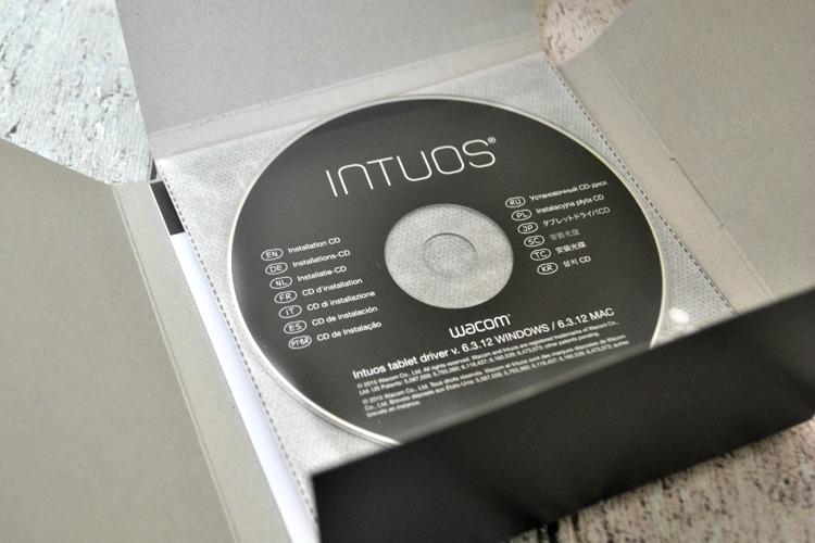 Wacom Intuos 'Draw' graphics tablet