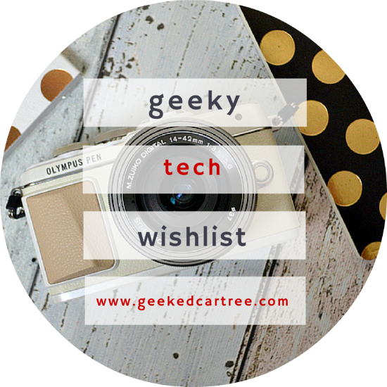 geek wishlist