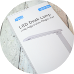 August LEC315Q LED Desk Lamp Review