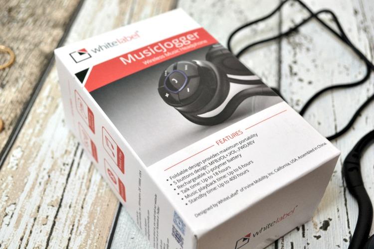 WhiteLabel MusicJogger Wireless Bluetooth