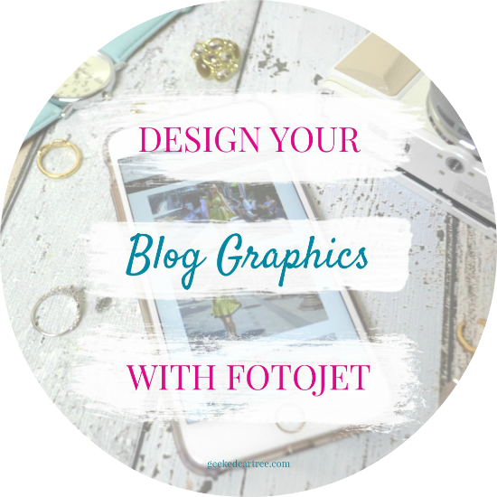 Use FotoJet to Design Your Blog Graphics