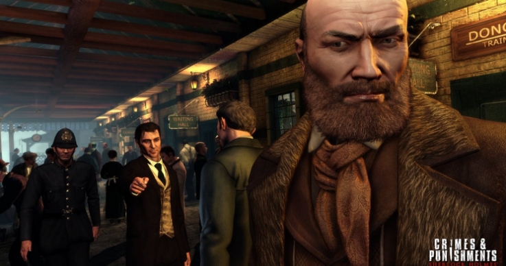Sherlock Holmes: Crimes & Punishments (Xbox One) review