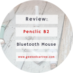 Penclic B2 Bluetooth Mouse  // Review