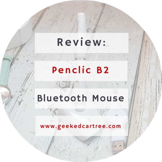 Penclic B2 Bluetooth Mouse Review