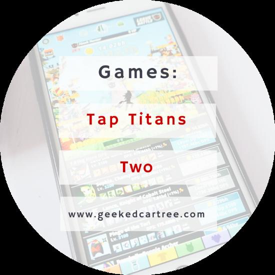 Tap Titans 2 // The most addictive game ever