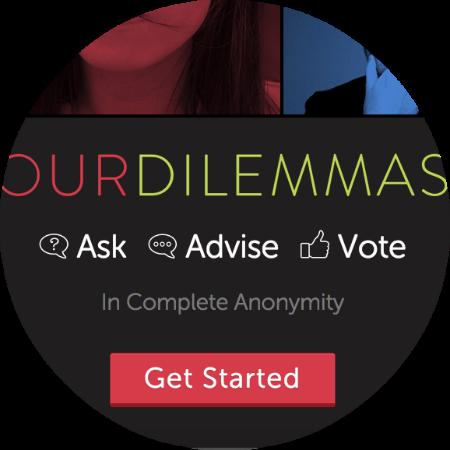 OurDilemmas // New Advice Site