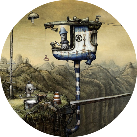 Machinarium Walkthrough // The Drawbridge