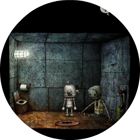 Machinarium Walkthrough // The Prison Cell
