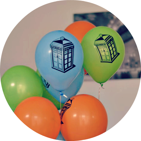 Gift Guide for Dr Who Fans