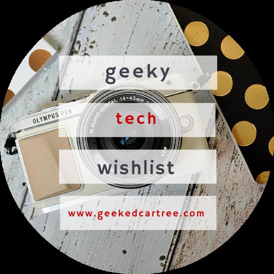 New Tech Wishlist