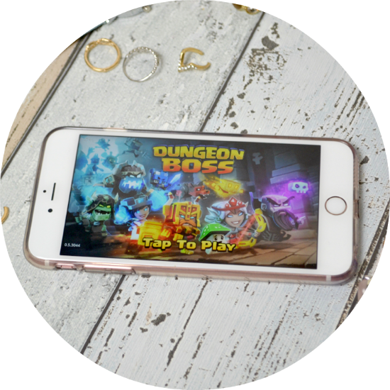 Dungeon Boss Review // App of the week