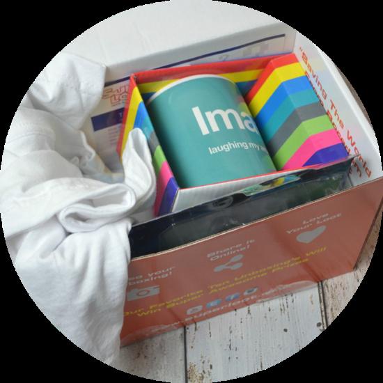 Super Loot Box March 2016