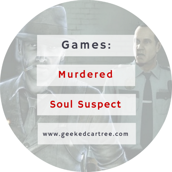 Murdered: Soul Suspect // Video Games
